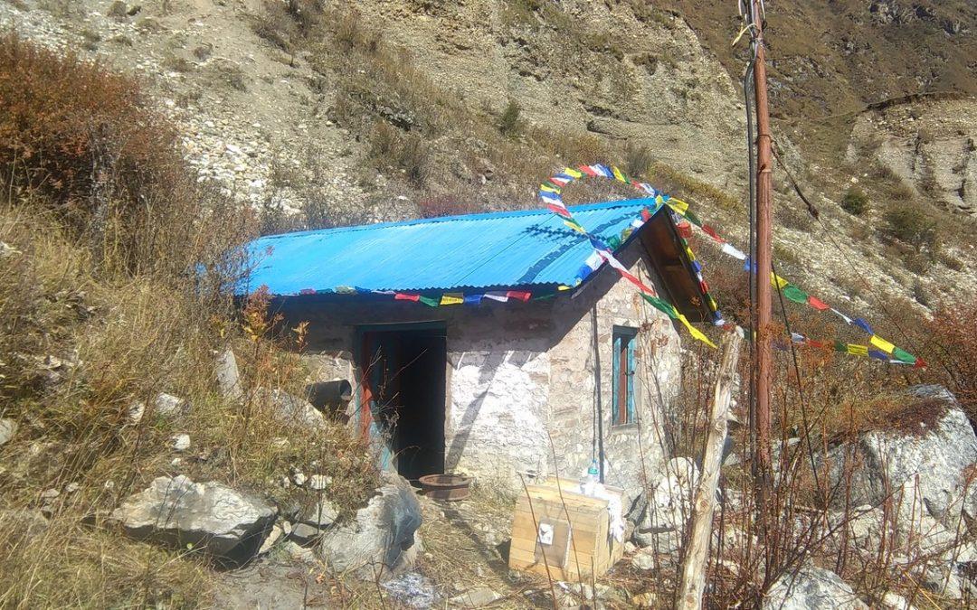 Malá vodní elektrárna – Nepál