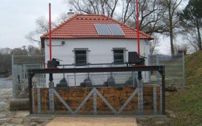 Malá vodní elektrárna – Hamr nad Nežárkou